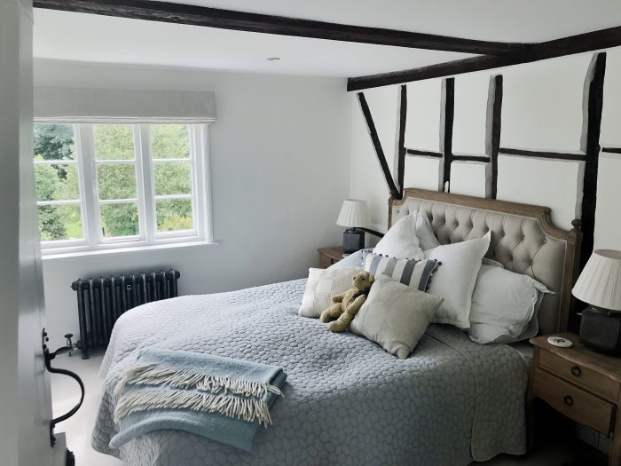 A 200-Hundred-Year Old Cottage Renovation - Naomi Stuart's Real Home Tour
