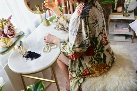 Baa Stool - Handmade Sustainable Sheepskin Designs