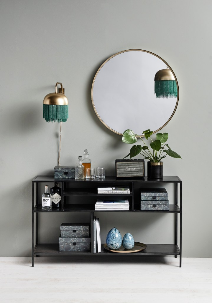 The Fringe Trend For Your Homes Emerald Green Fringe Wall Light - The French Bedroom Co provides wonderful textural detail to your walls. Metallic and decorative elements that lift minimalist of spaces.