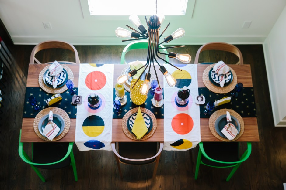 The Creative, Bold & Colourful Home of Paola Roder