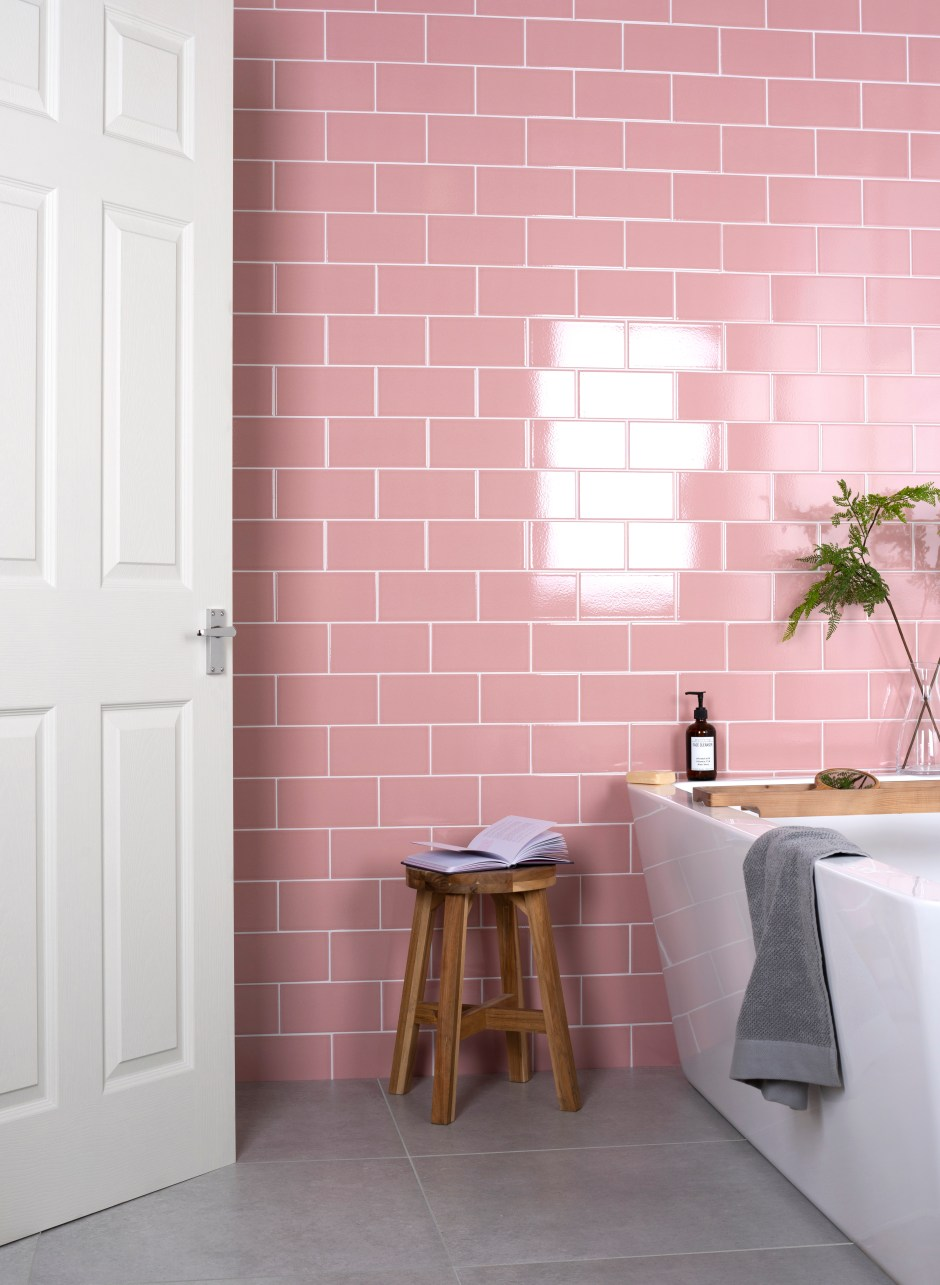 The Versatile Brick Tile & How To Use It