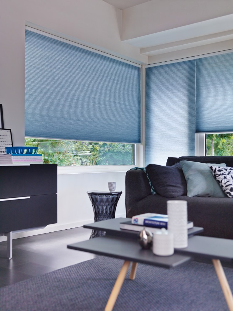 Eco-Friendly Window Blinds for a Greener Home | Eco friendly energy saving window blinds. With their unique honeycomb structure, Duette® energy-saving blinds can help homeowners to achieve a more energy-efficient home, saving up to 25% on annual heating costs.