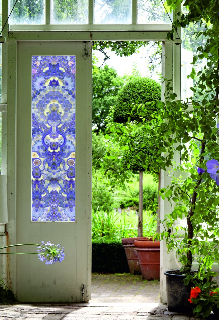 The Natural Environment, Biophilic Design, Our Homes & Our Wellbeing | Windows frame our views of the outside pretty much like you have your favourite artwork upon your walls. If you have the perfect view, then it makes sense to highlight this with your choice of window treatments or indeed by painting the framework in a dominant colour.
