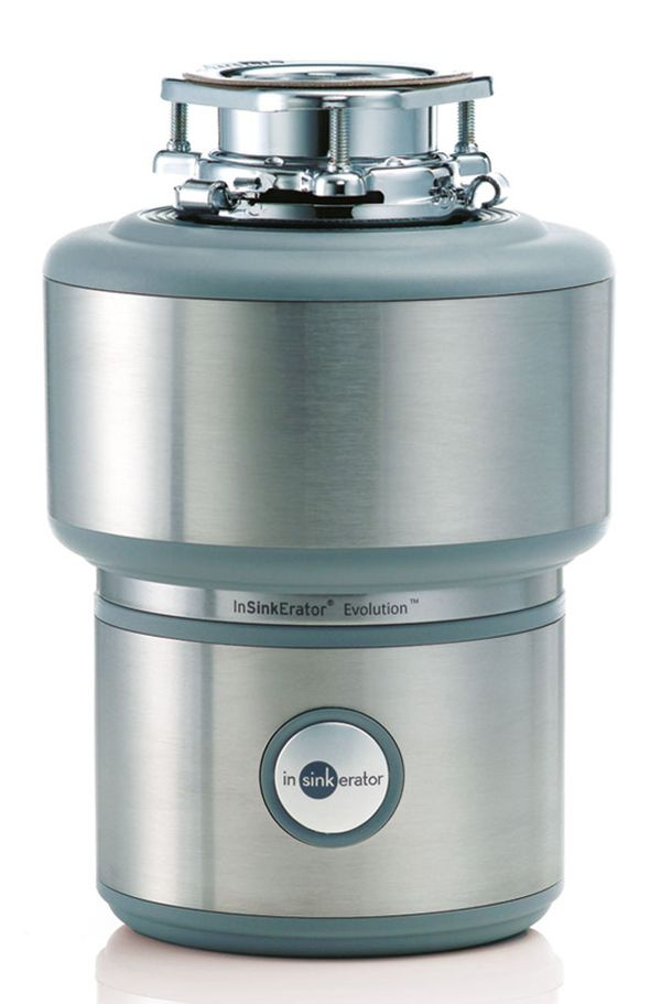 InSinkErator Food Waste Disposal - Practical Kitchen Solutions - environmentally friendly way to dispose of kitchen food waste