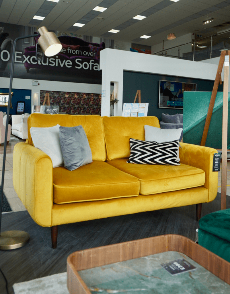 The compact Islington sofa colllection - Sofology ideal for small living rooms | The Best Choice of Sofas & Sofology's Autumn 2020 Collections