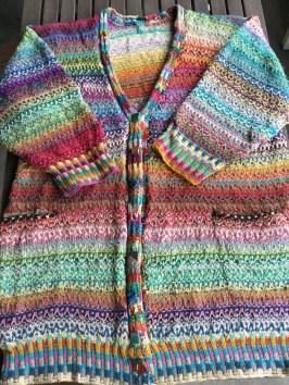 Semi-matching coat