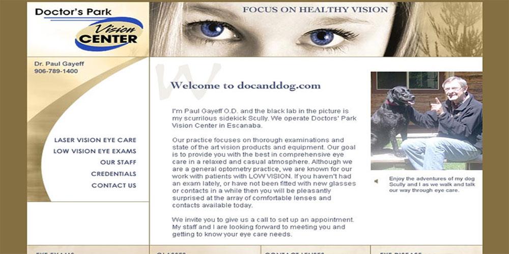 Doctor's Park Vision Center