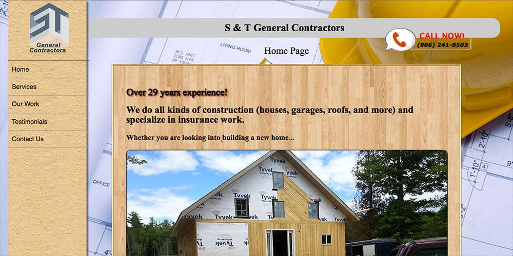 S & T General Contractors