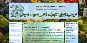 Powers Spalding Farmer's Market