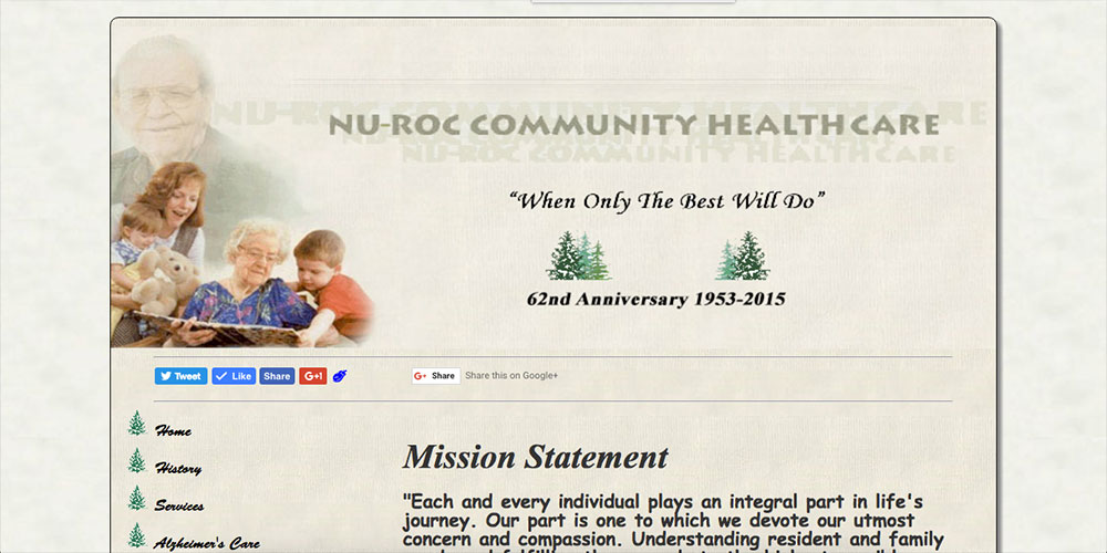 Nu-Roc Community Healthcare