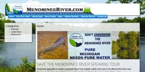 Menominee River