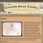 Escanaba Steam Laundry