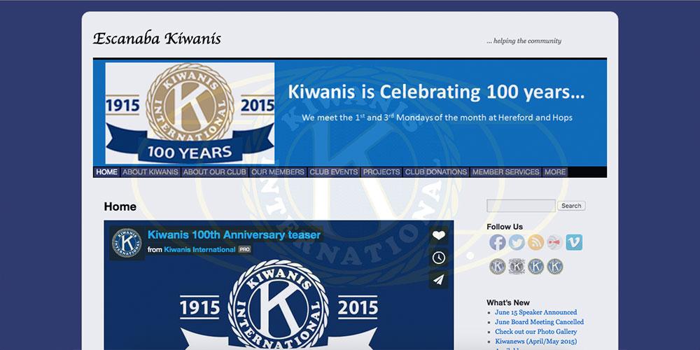 Escanaba Kiwanis