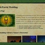 Rock/Potvin Wedding
