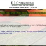 UP Ophthalmology