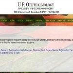 UP Ophthalmology