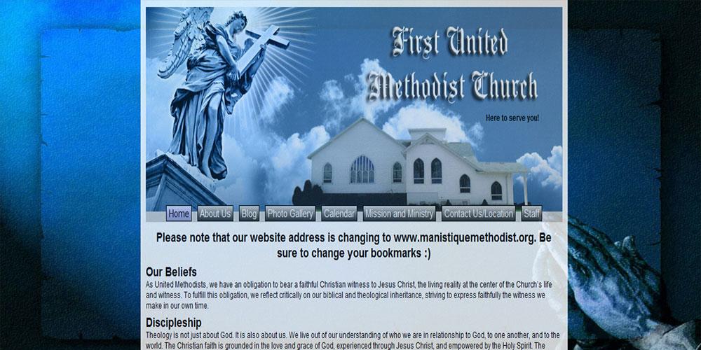 First Trinity Methodist Church