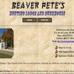 Beaver Pete's Lodge