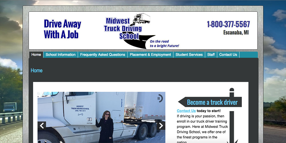 Midwest Truck Driving School