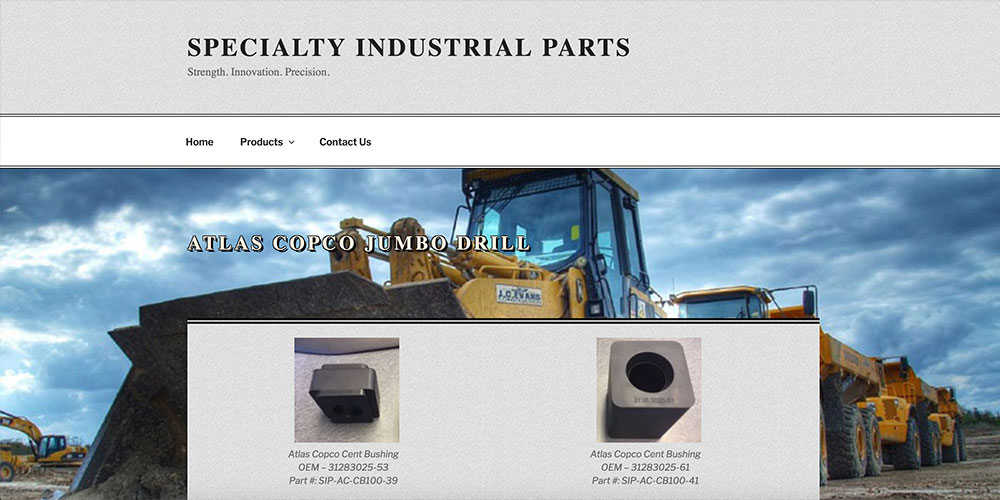 Specialty Industrial Parts