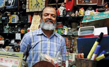 Singapore Shopkeeper