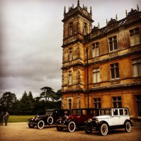 An authentic Downton Abbey experience