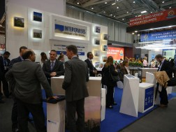 The Intercruises Stand - Networking