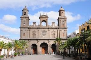 Catedral Santa Ana in Teror