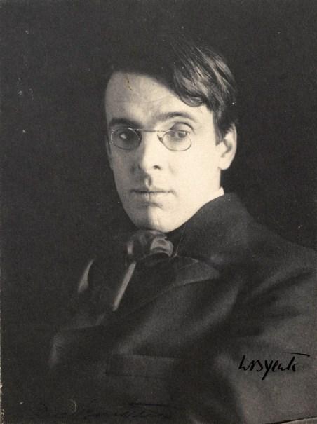 Irish Writer W.B. Yeats