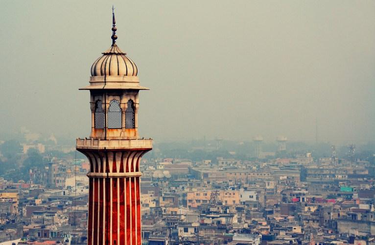 New Delhi view
