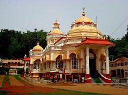 Shri Mangeshi Temple, Goa