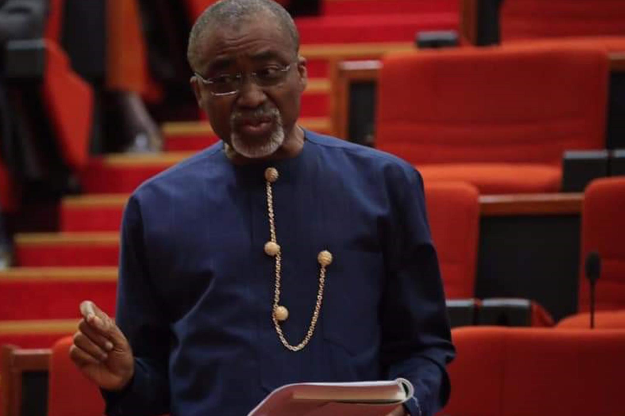 You Should Be In Jail', Presidency Replies Senator Abaribe – TheInterview Nigeria