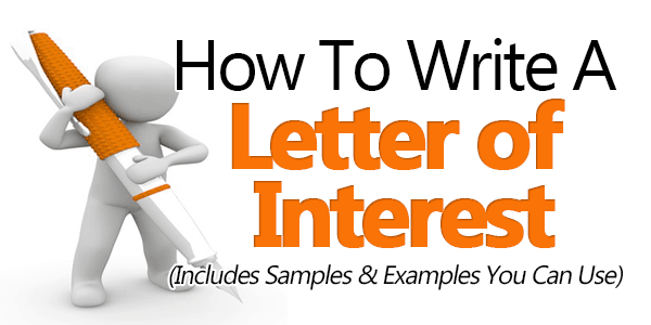 Expression Of Interest Vs Cover Letter - Cover Letter Templates