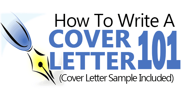 Well Written Cover Letter Exle