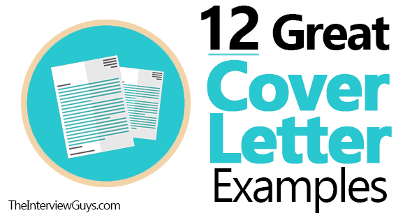 12 Great Cover Letter Examples For 2021