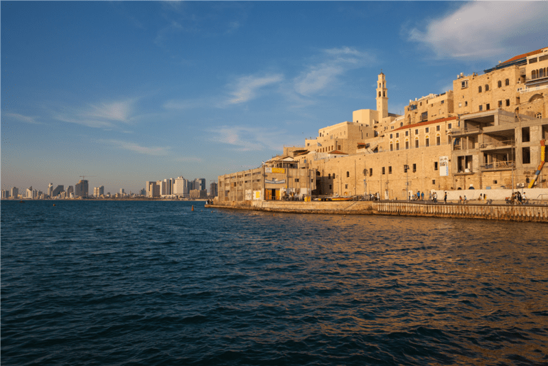 Port of Jaffa