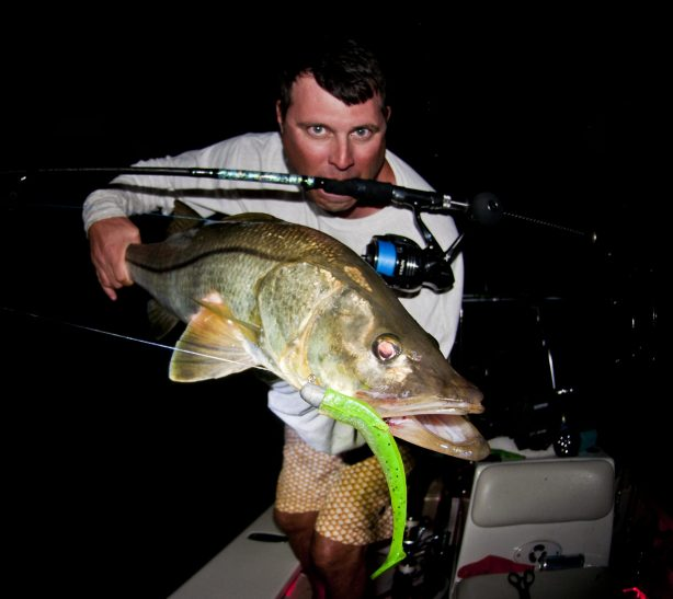 Jason Snook Jigging Paddle