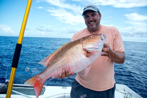Mutton Snapper 1200