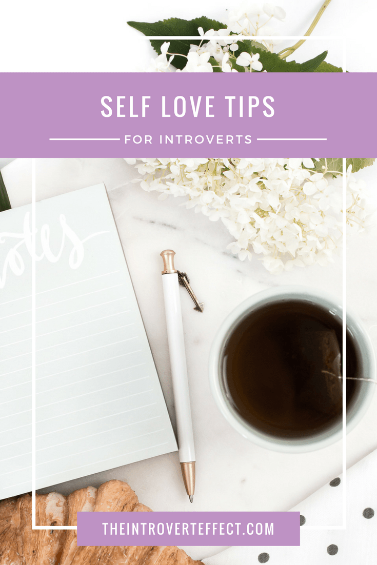 being an introvert is nothing to be ashamed of and it's certainly not something you should want to change. If you need a boost of self-love, I've got some tips that will help you feel loved up and confident.