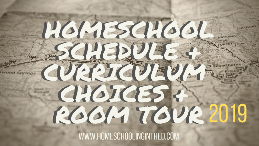 2019 Homeschool Curriculum