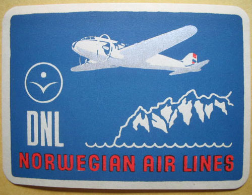 DNL Air Lines of Norway