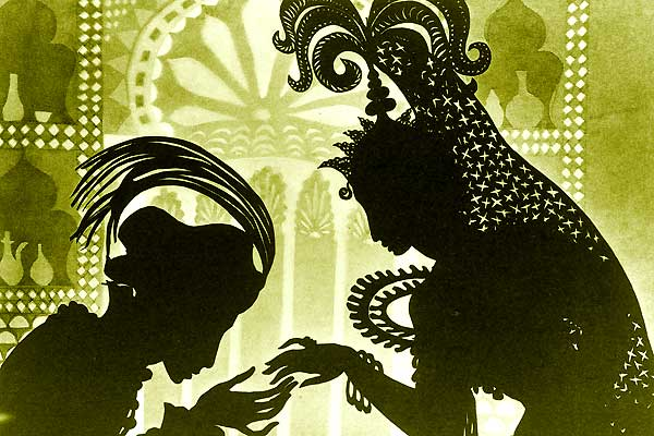 "Still from ""The Adventures of Prince Achmed"""