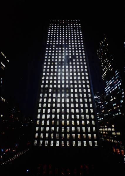 CBS Blackrock Building in New York City
