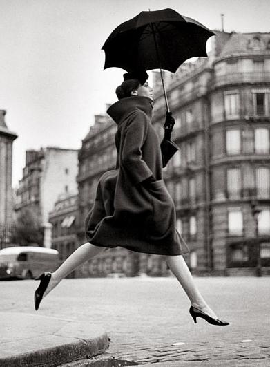 Carmen - Coat by  Pierre Cardin 1957