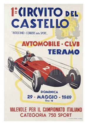 race0000-0761~Circuito-del-Castello-Posters