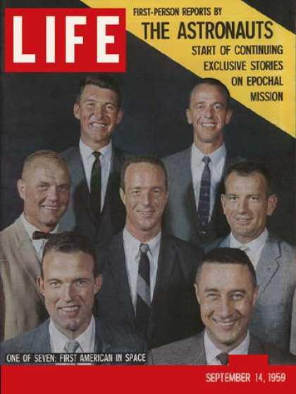 LIFE Magazine September 14, 1959
