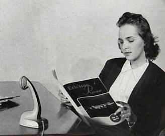 An early Ericofon prototype (Image: Ericofon.com)
