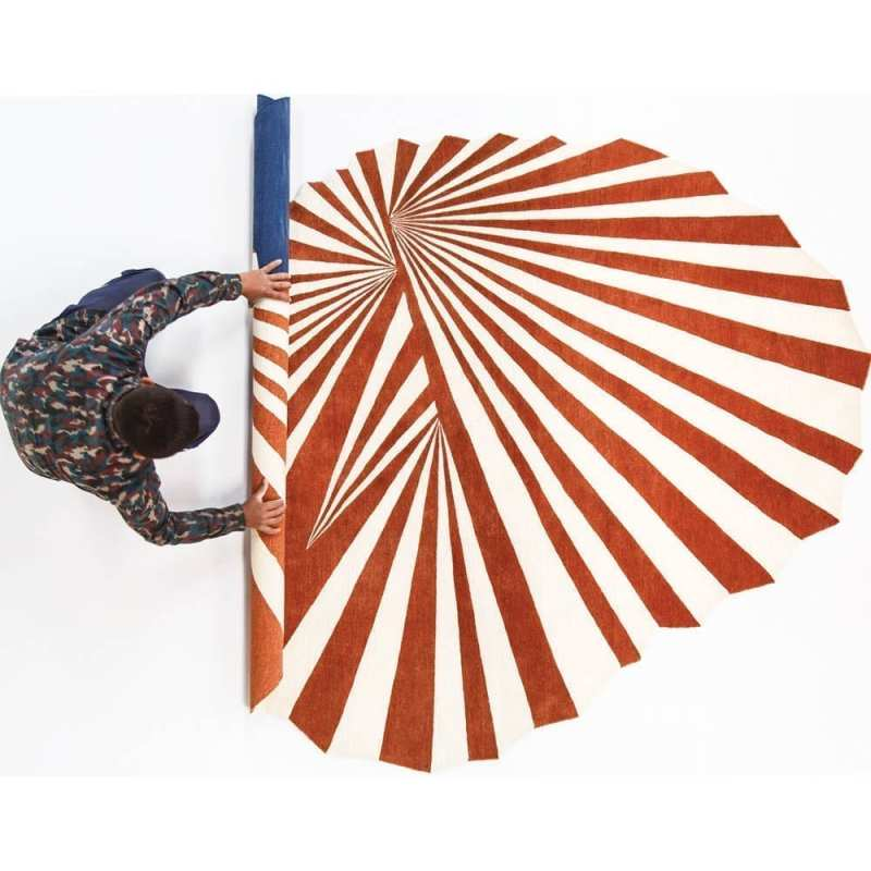 Tapis Nautilus par Atelier Février - The Invisible Collection