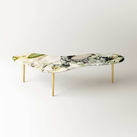 The Invisible Collection Coffee Table Space Oddity Damien Langlois-Meurinne