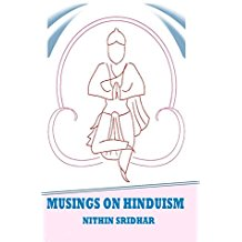 Book By Nithin Sridhar Dharma Brahman Vedanta or non-duality